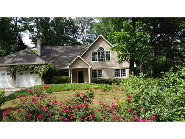 1315 Lenox Circle NE, Atlanta, GA 30306 (MLS #5852285) :: The Zac Team @ RE/MAX Metro Atlanta