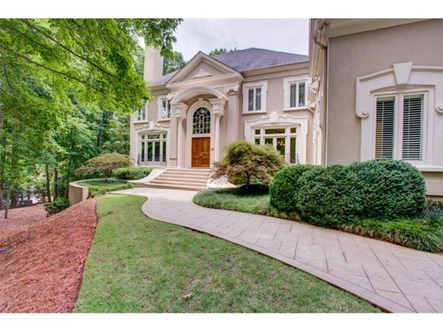 1025 Downing Street, Alpharetta, GA 30022 (MLS #5852618) :: North Atlanta Home Team