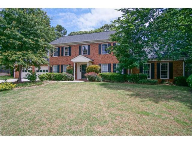 1172 Congress Court NE, Marietta, GA 30068 (MLS #5853593) :: North Atlanta Home Team