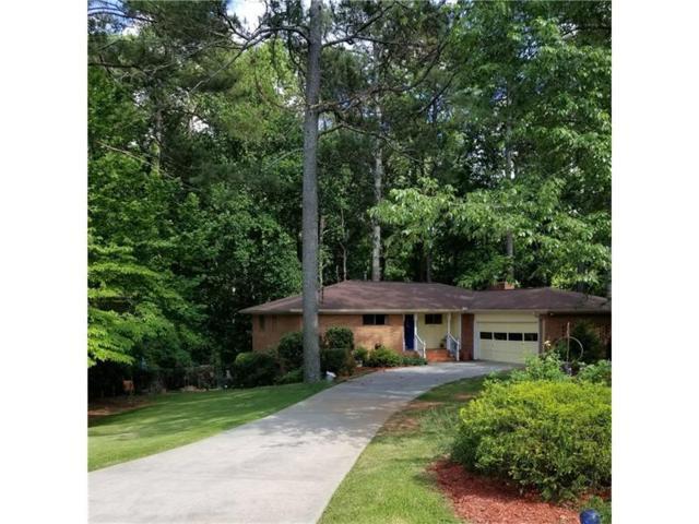 3693 Marlborough Drive, Tucker, GA 30084 (MLS #5854132) :: North Atlanta Home Team