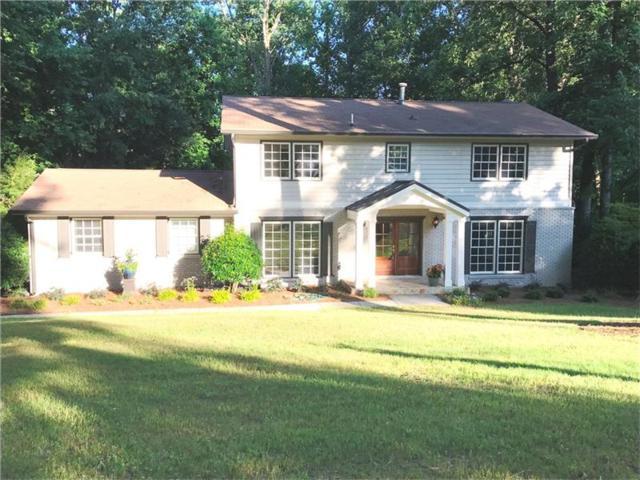 805 Spalding Drive, Sandy Springs, GA 30328 (MLS #5854148) :: North Atlanta Home Team