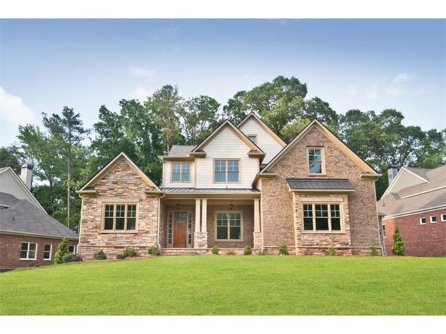 1347 Kings Park Drive, Kennesaw, GA 30152 (MLS #5854245) :: North Atlanta Home Team