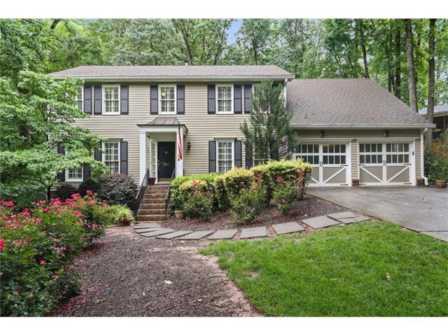 366 Oak Glen, Marietta, GA 30068 (MLS #5854646) :: North Atlanta Home Team