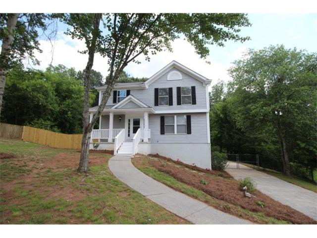 2813 Pine Meadow Drive, Marietta, GA 30066 (MLS #5854756) :: North Atlanta Home Team