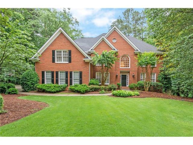 4710 Talleybrook Drive NW, Kennesaw, GA 30152 (MLS #5855129) :: North Atlanta Home Team