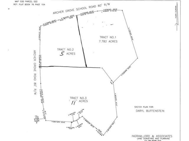 01 Archer Grove Sch00l Road, Athens, GA 30607 (MLS #5855230) :: North Atlanta Home Team