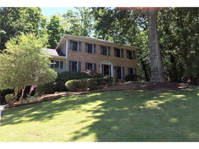9156 Branch Valley Way, Roswell, GA 30076 (MLS #5855354) :: North Atlanta Home Team
