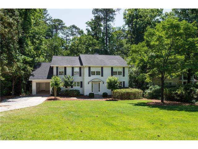 4077 Statewood Road NE, Atlanta, GA 30342 (MLS #5855858) :: The Hinsons - Mike Hinson & Harriet Hinson