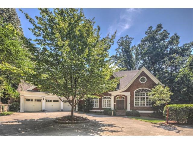 4605 Dudley Lane, Atlanta, GA 30327 (MLS #5855921) :: North Atlanta Home Team