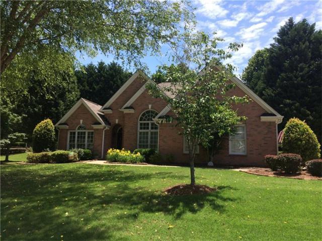 6401 Mountain Ridge Circle, Sugar Hill, GA 30518 (MLS #5856353) :: North Atlanta Home Team