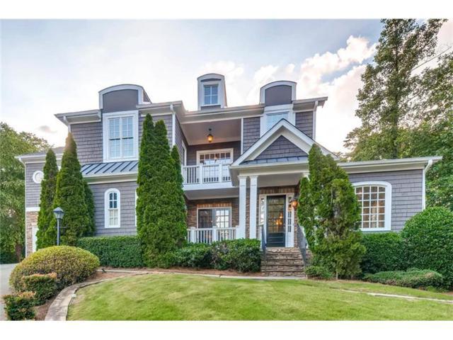 265 Lake Summit View, Atlanta, GA 30342 (MLS #5856551) :: North Atlanta Home Team