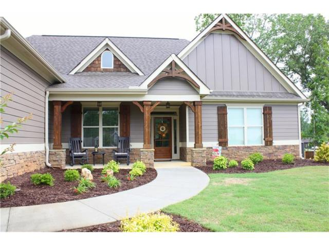 428 Tom Avery Drive, Ball Ground, GA 30107 (MLS #5856770) :: North Atlanta Home Team