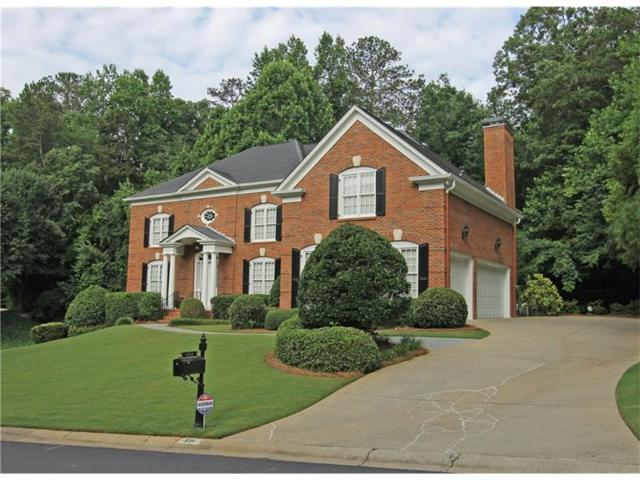 3711 Langley Oaks Place, Marietta, GA 30067 (MLS #5857167) :: North Atlanta Home Team
