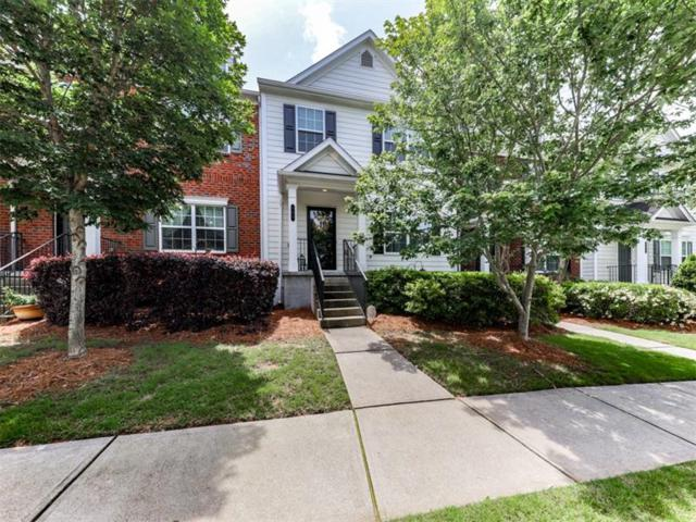 805 Society Court #805, Woodstock, GA 30188 (MLS #5857597) :: North Atlanta Home Team