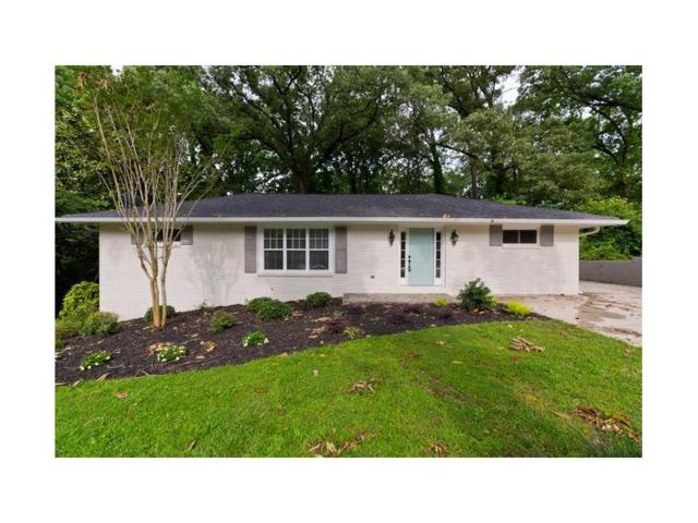 2348 Elmwood Circle, Atlanta, GA 30339 (MLS #5857637) :: North Atlanta Home Team