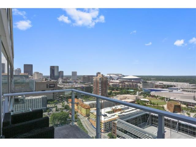 45 Ivan Allen Jr Boulevard NW #2703, Atlanta, GA 30308 (MLS #5858112) :: North Atlanta Home Team