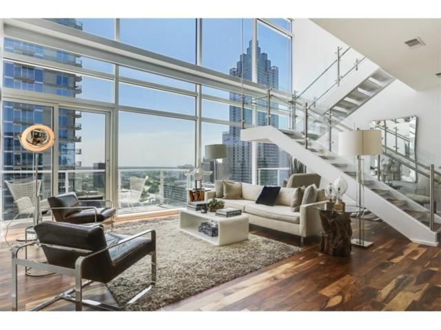 45 Ivan Allen Jr Boulevard NW #2706, Atlanta, GA 30308 (MLS #5858114) :: North Atlanta Home Team