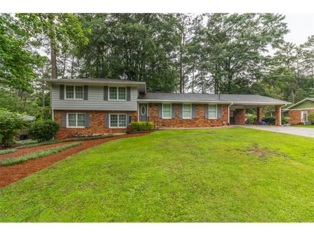 1503 Montevallo Circle, Decatur, GA 30033 (MLS #5858251) :: North Atlanta Home Team