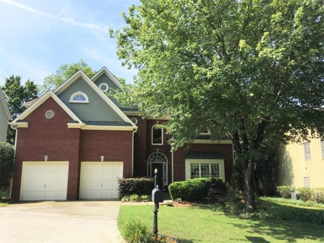 1886 Fox Chapel Drive SE, Smyrna, GA 30080 (MLS #5859427) :: North Atlanta Home Team