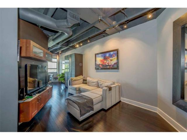 878 Peachtree Street NE #427, Atlanta, GA 30309 (MLS #5859545) :: North Atlanta Home Team
