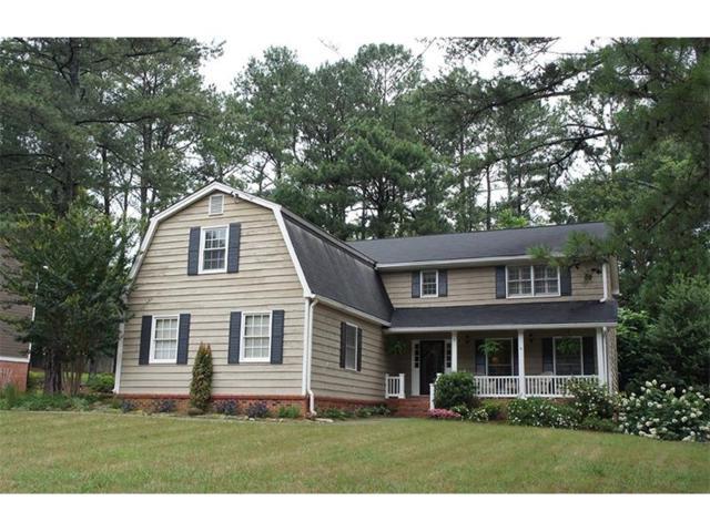 4634 Dellrose Drive, Dunwoody, GA 30338 (MLS #5859818) :: North Atlanta Home Team