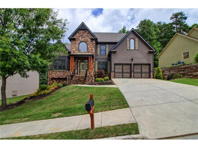 412 Pine Bluff Drive, Dallas, GA 30157 (MLS #5860138) :: North Atlanta Home Team