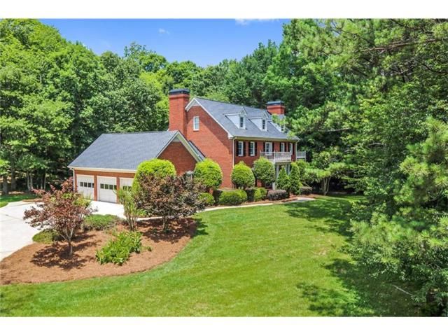 12 The Fairway, Woodstock, GA 30188 (MLS #5860152) :: North Atlanta Home Team