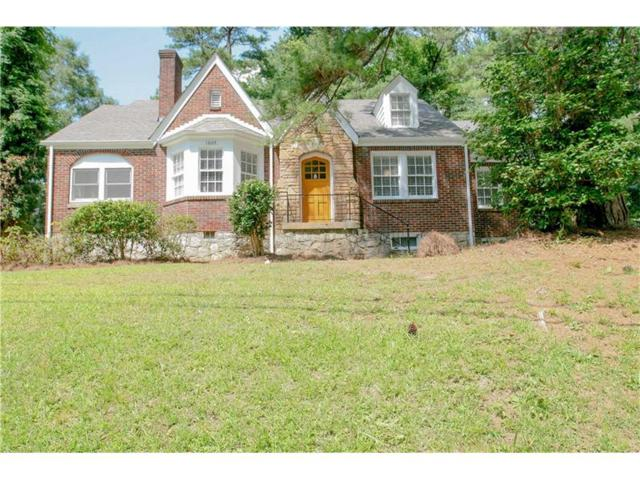 1605 Ocala Avenue SW, Atlanta, GA 30311 (MLS #5860331) :: North Atlanta Home Team