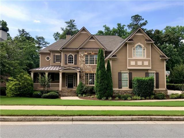 3610 Belgray Drive, Kennesaw, GA 30152 (MLS #5860725) :: North Atlanta Home Team