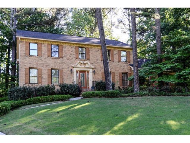3859 Allenhurst Drive, Peachtree Corners, GA 30092 (MLS #5861038) :: North Atlanta Home Team