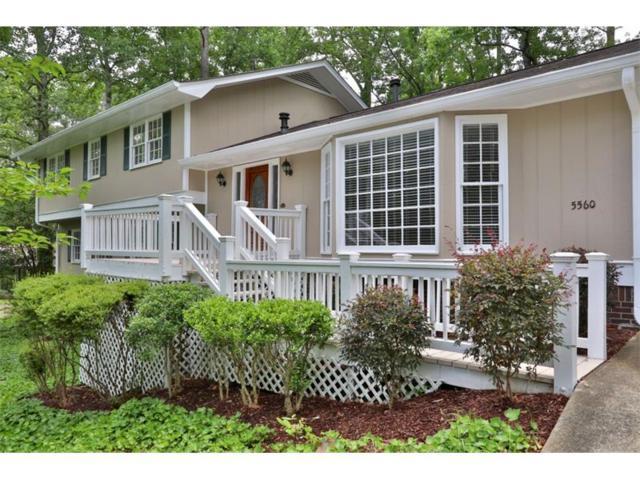 5560 Woodberry Terrace, Marietta, GA 30068 (MLS #5861092) :: North Atlanta Home Team