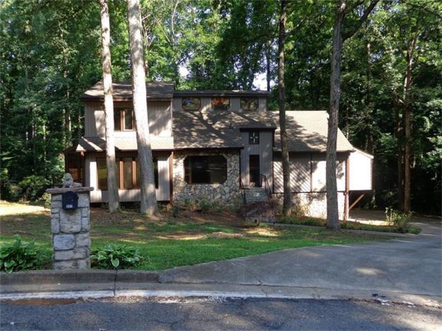 581 Brandi Lane, Lawrenceville, GA 30044 (MLS #5861265) :: North Atlanta Home Team