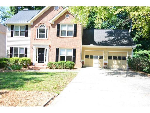 214 Bent Oak Lane, Woodstock, GA 30189 (MLS #5861403) :: North Atlanta Home Team