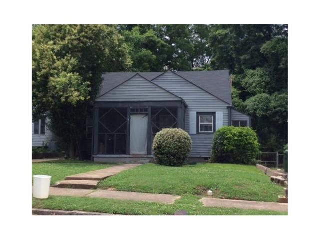 181 Rosser Street, Atlanta, GA 30314 (MLS #5861801) :: North Atlanta Home Team
