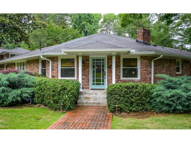 1261 Amanda Circle, Decatur, GA 30033 (MLS #5861998) :: North Atlanta Home Team