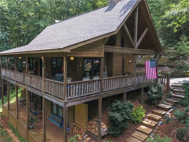 345 Chestnut Hills Road, Clarkesville, GA 30523 (MLS #5862336) :: North Atlanta Home Team