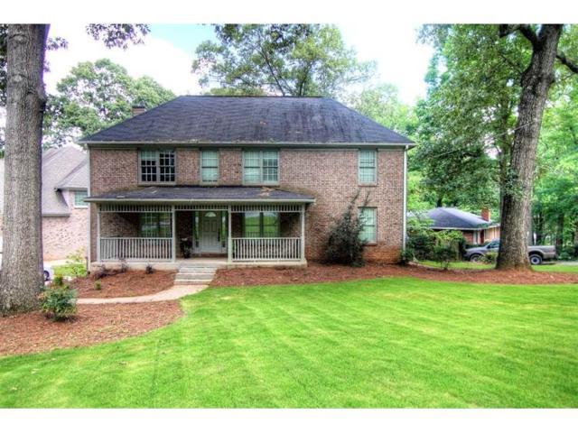 447 Robin Lane, Marietta, GA 30067 (MLS #5862416) :: North Atlanta Home Team