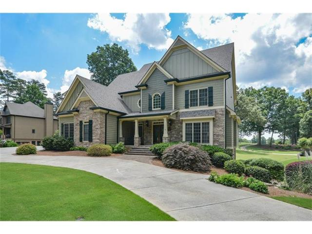 3866 Shiloh Trail West NW, Kennesaw, GA 30144 (MLS #5862675) :: North Atlanta Home Team