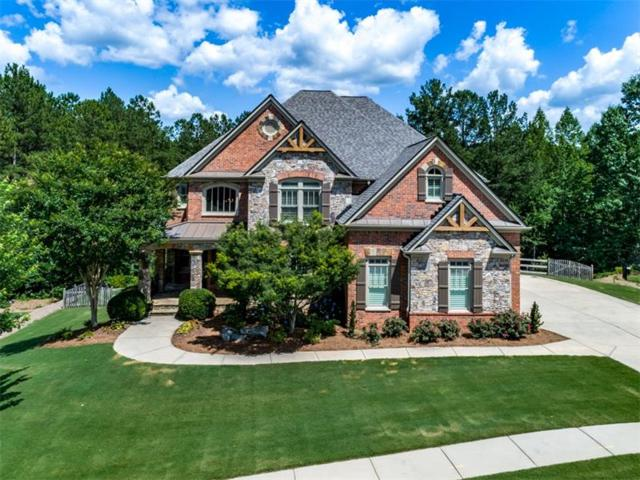 74 Featherstone Place, Dallas, GA 30132 (MLS #5863785) :: North Atlanta Home Team