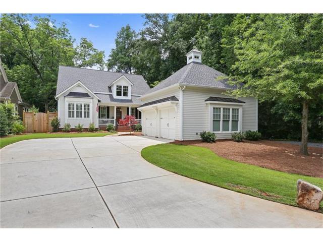 353 NW Nelson Street NW, Marietta, GA 30064 (MLS #5864012) :: North Atlanta Home Team