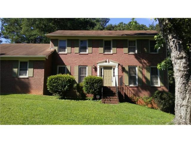 4638 Robie Road SW, Lilburn, GA 30047 (MLS #5864320) :: North Atlanta Home Team
