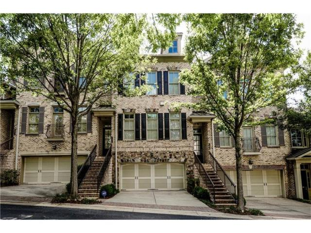 3045 Stone Gate Drive NE #0, Atlanta, GA 30324 (MLS #5864463) :: North Atlanta Home Team