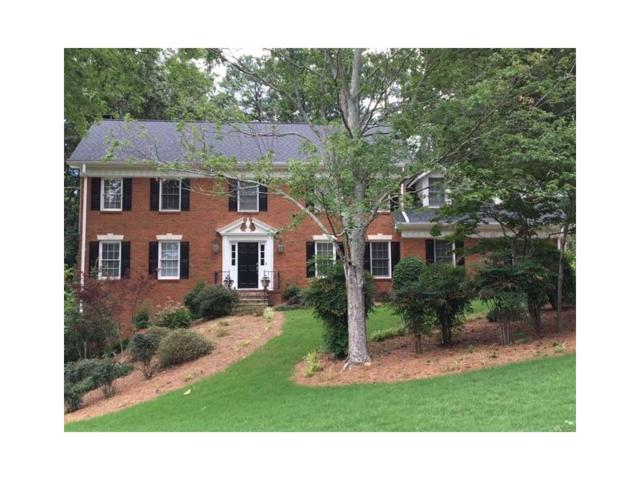 5585 Durrett Drive, Dunwoody, GA 30338 (MLS #5865376) :: North Atlanta Home Team