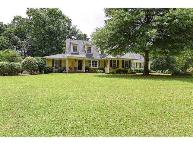 551 Winchester Drive, Marietta, GA 30008 (MLS #5865617) :: North Atlanta Home Team
