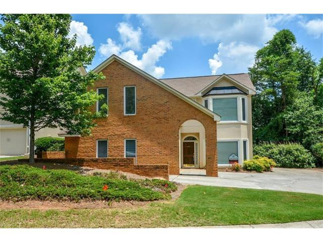 5283 Brooke Ridge Drive #5283, Dunwoody, GA 30338 (MLS #5866088) :: North Atlanta Home Team
