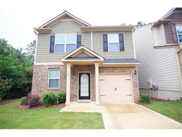 177 Village Trail, Woodstock, GA 30188 (MLS #5866660) :: North Atlanta Home Team