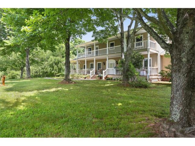 100 Willow Pond Road, Dahlonega, GA 30533 (MLS #5866954) :: North Atlanta Home Team