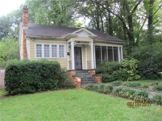 1285 Greenwich Street SW, Atlanta, GA 30310 (MLS #5867018) :: North Atlanta Home Team