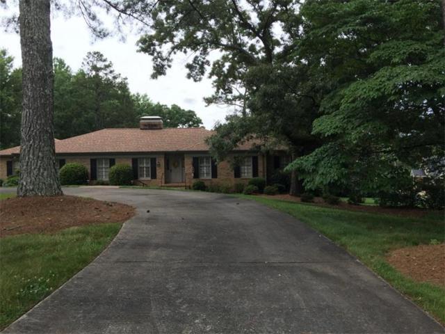 607 East Lake Drive, Gainesville, GA 30506 (MLS #5867213) :: North Atlanta Home Team