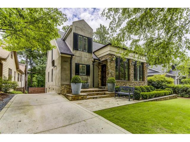 2621 Brookwood Drive NE, Atlanta, GA 30305 (MLS #5867573) :: North Atlanta Home Team